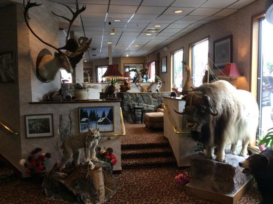 Hotel Seward: Lobby 2