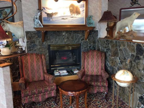 Hotel Seward: Lobby 1