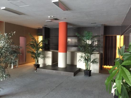 Hotel Esperia Palace: hall