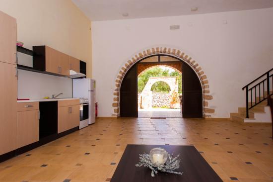 Vamos, Grecia: living room