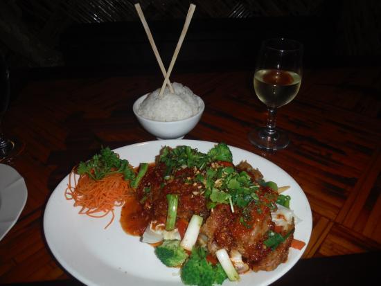 Joto Thai-Sushi: DUCK