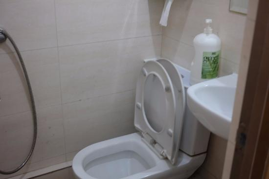 New Ho Hing Guest House : Bathroom