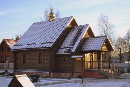 Church of The Holy Blessed Matrona of Moscow