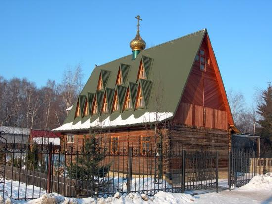 ‪Temple-Chapel of St. Matrona‬