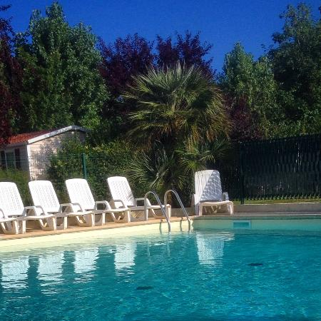 piscine picture of camping la borderie saint palais sur