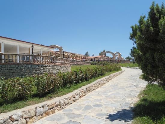 Susuzlu Atlantis Hotel: les abords