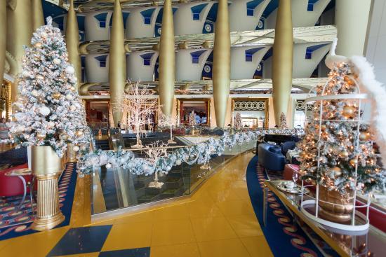 Amazing Lobby Tunliweb Picture Of Burj Al Arab Jumeirah Dubai Tripadvisor