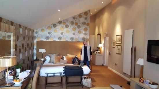 Gilpin Hotel & Lake House: Crinkle Crags - Garden Suite