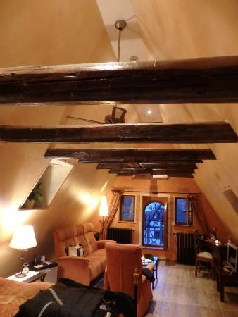 Hotel Gotisches Haus: Suite