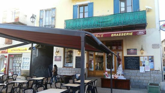 Saint Andre Les Alpes, Francia: Cafe le Commerce