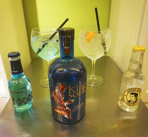 L'atelier Du Gin et Du Champagne