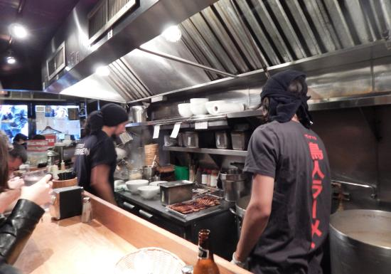 Busy Kitchen busy kitchen - picture of totto ramen, new york city - tripadvisor