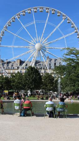 Fete foraine tuileries picture of jardin des tuileries paris tripadvisor - Jardin des tuileries fete foraine ...
