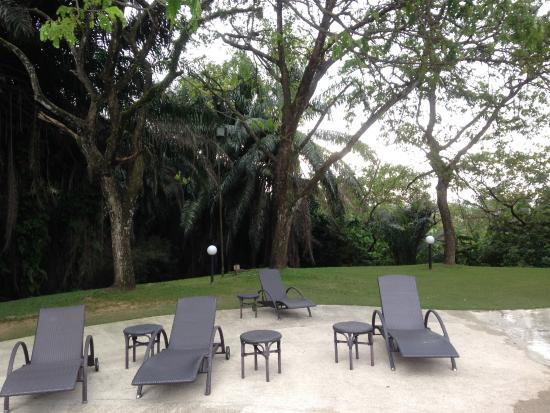 Bangi, Malesia: Pool/Beach area