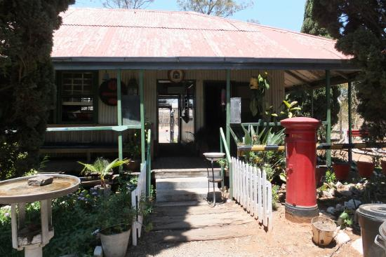 Bulawayo Railway Museum: Entrance to the museum