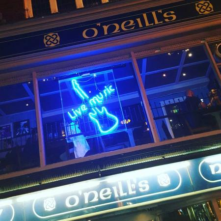 O'Neill's Wardour Street : O' Neill's Wardour Street