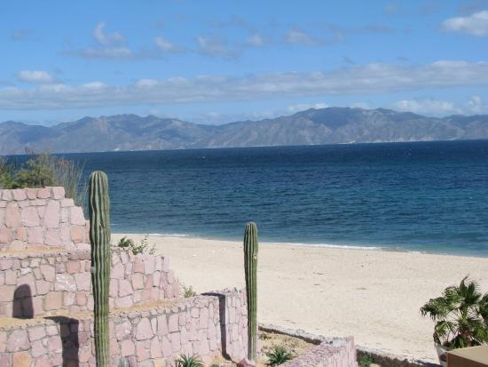 La Ventana, Mexico: view from room 6