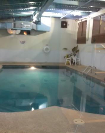 Alberca/piscine