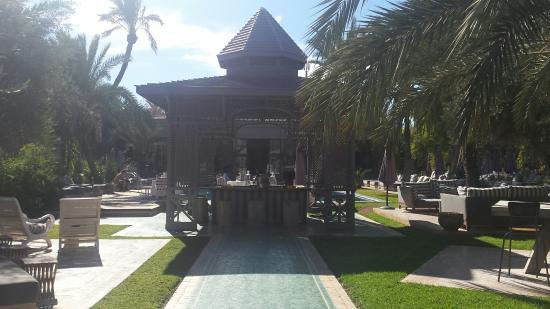 Les Jardins d'Ines Restaurant