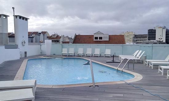 Sana Reno Hotel Pool