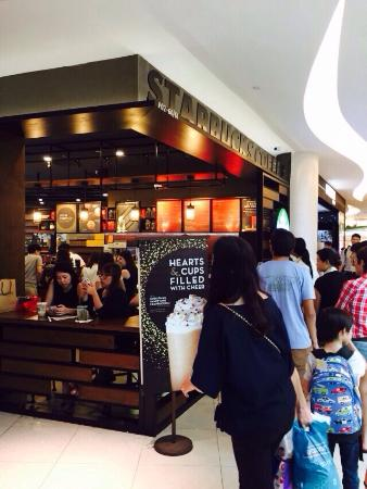 Starbucks VivoCity