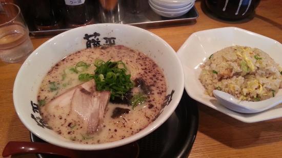 らー麺藤平 寺田町店
