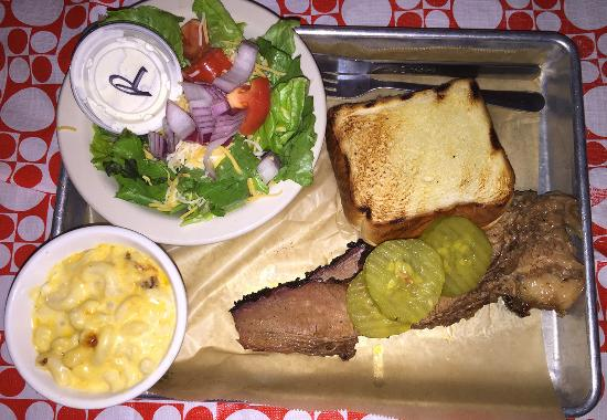 Greater Good Barbecue: Brisket