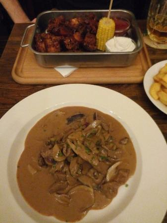 U Veverky  Restaurant Photo