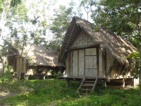 Buon Ma Thuot, Vietnam: Bungalow in ban Don