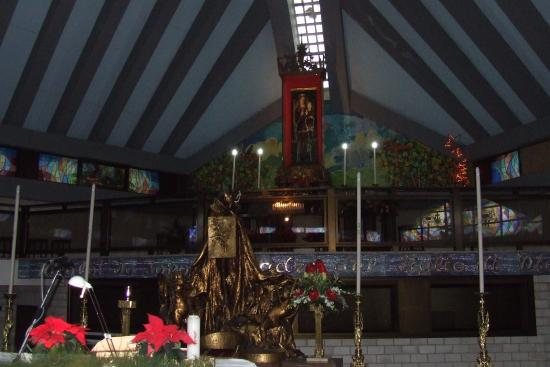 Santuario Santa Maria di Valleverde