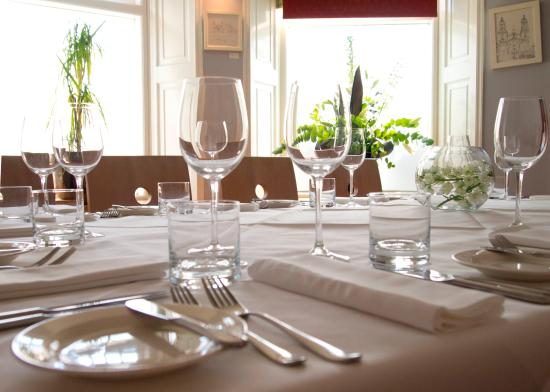 The Restaurant at Drakes: the private dining room