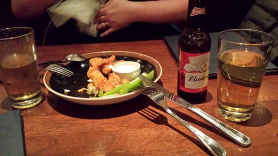 buffalo chicken tenders picture of joe s american bar grill rh tripadvisor com