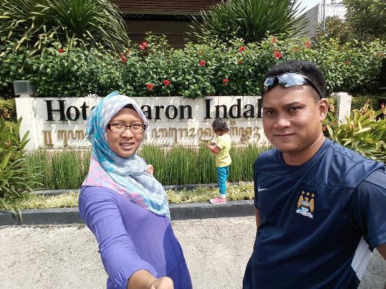 Hotel Baron Indah: 20160101_094054_large.jpg