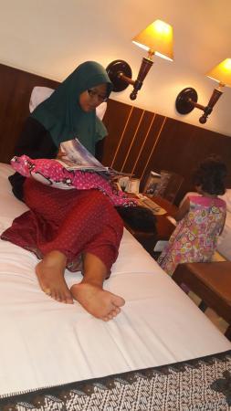 Hotel Baron Indah: 20151231_161302_large.jpg