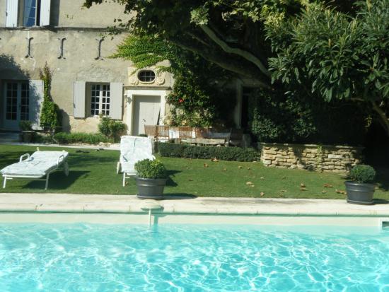 Cabrieres-d'Avignon, Франция: our rental