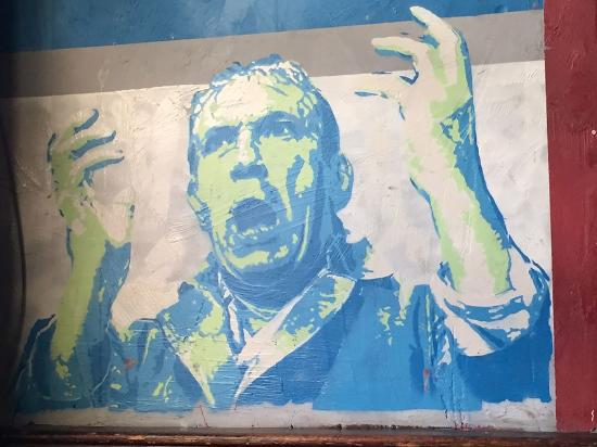 Charlie's Bar : Bar Art by KillaP.StillArt