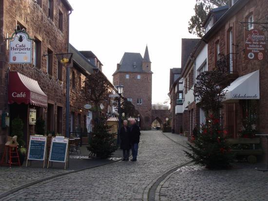 Nideggen, Deutschland: Außenansicht