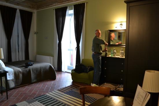 Cannara, Włochy: epica room