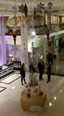 The Mayflower Hotel, Autograph Collection: Lobby