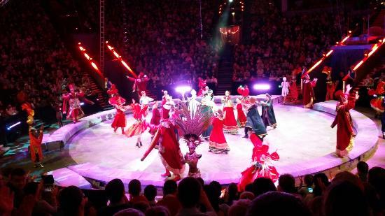 цирк на проспекте вернадского зал фото