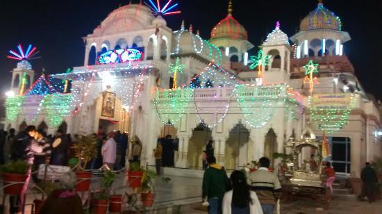 Shri Mahaveerji Temple - Picture of Shri Mahaveer Ji Temple, Sawai ...