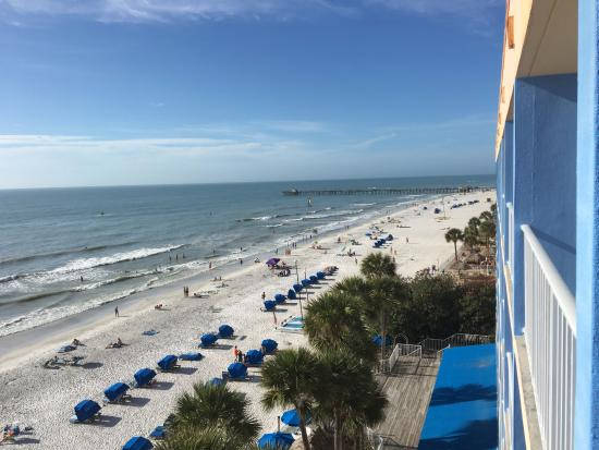 Doubletree Beach Resort by Hilton Tampa Bay / North Redington Beach: View from room