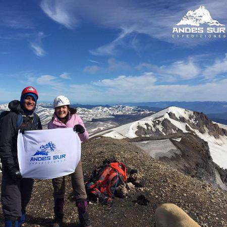 Región de Los Lagos, Chile: Cumbre Volcan Puyehue
