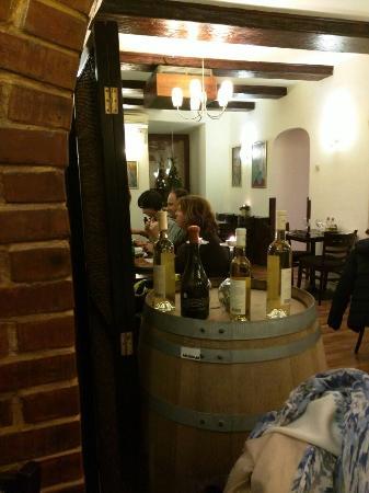 Restaurant Pasaj: Repas en couple ...1 ere qualite