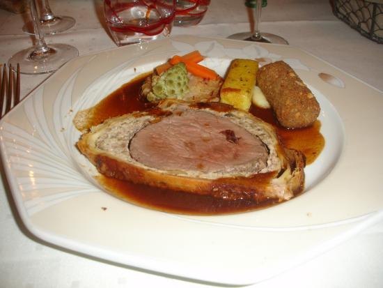 Obersteigen, Prancis: Filet de boeuf