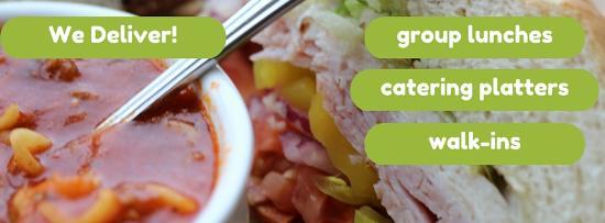 ACME Deli Sandwiches Soups Salads Catering Platters Picture