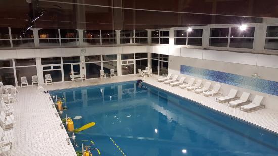La piscine de l 39 h tel photo de novotel thalassa oleron for Hotel des bains oleron