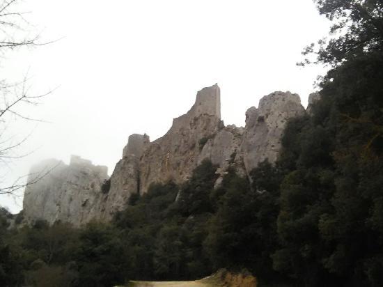 Duilhac-sous-Peyrepertuse, Frankrike: IMG_20151231_170219_large.jpg