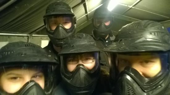 Delta Force Paintball Photo