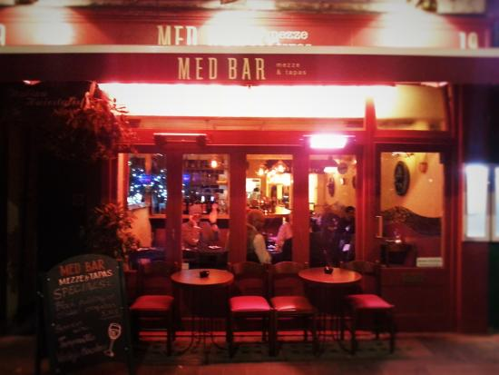 Med Bar Soho, London - Soho - Restaurant Bewertungen, Telefonnummer ...